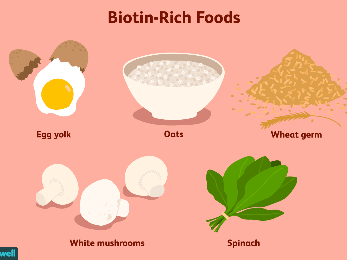 11 Biotin-Rich Foods You Need To Eat